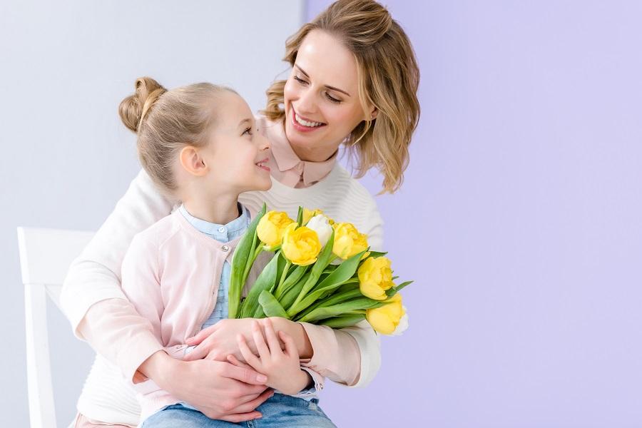 Fiori a domicilio per la festa della mamma: quali scegliere