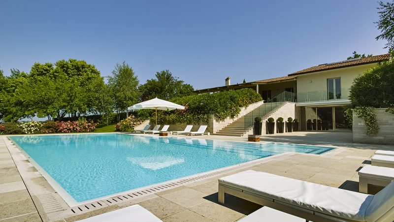 Case vacanze: la villa con piscina a Marsala