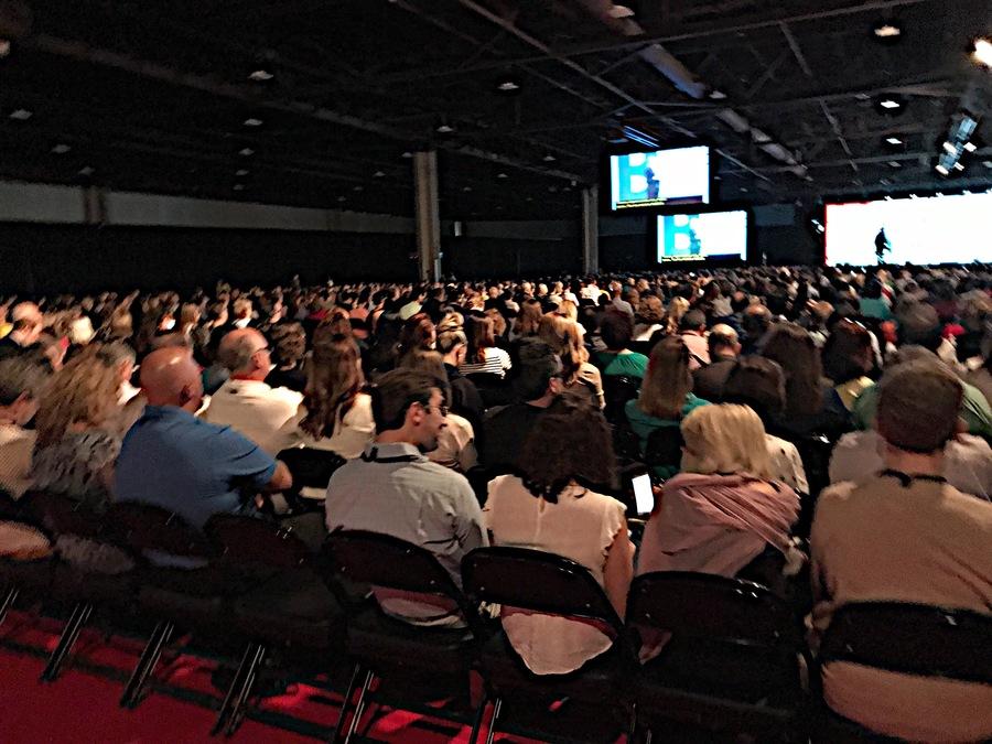 I maxischermi per eventi, fiere e congressi