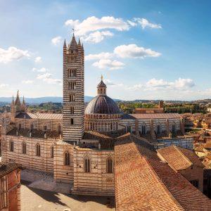 La casa vacanze per visitare Siena